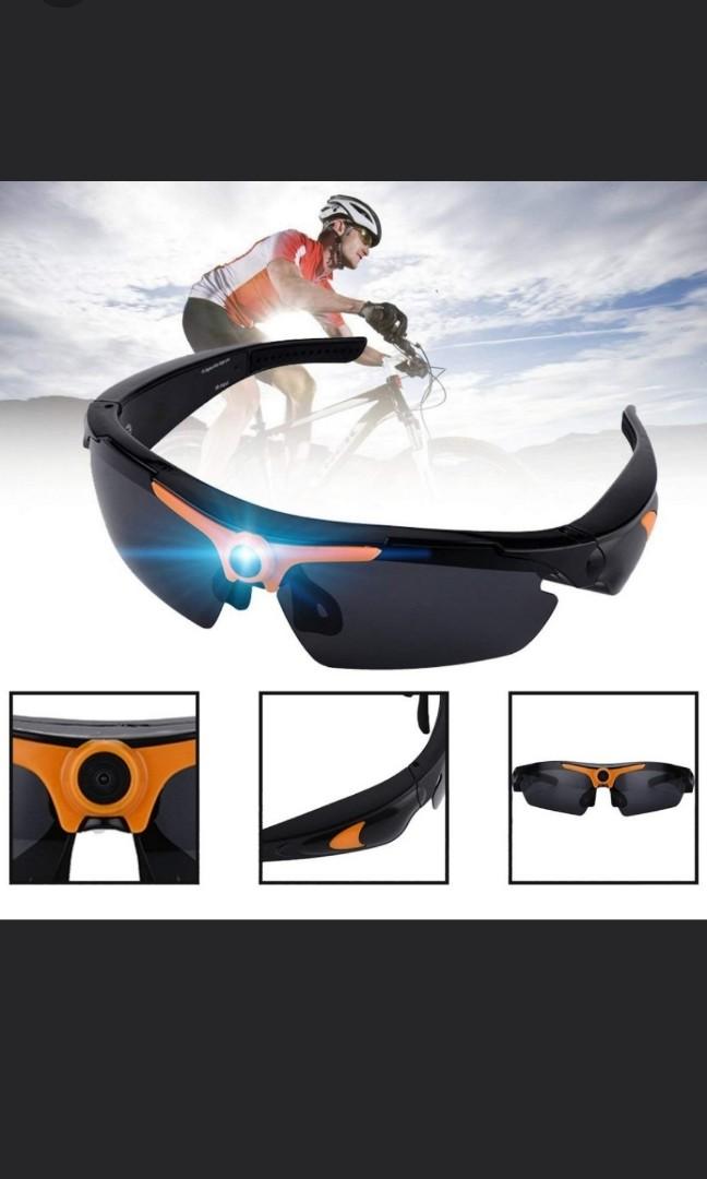 7cfc34990d5 JoyCam HD 1080P Spy Camera Glasses DVR Camera Video Recorder Mini DV ...
