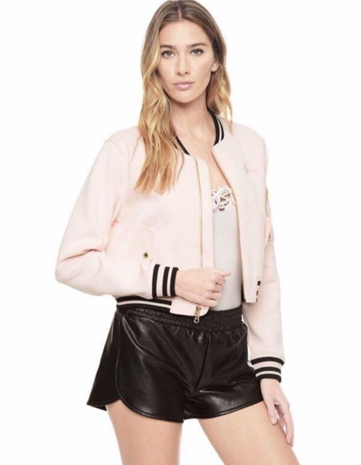 Juicy Couture Scuba Flight Jacket
