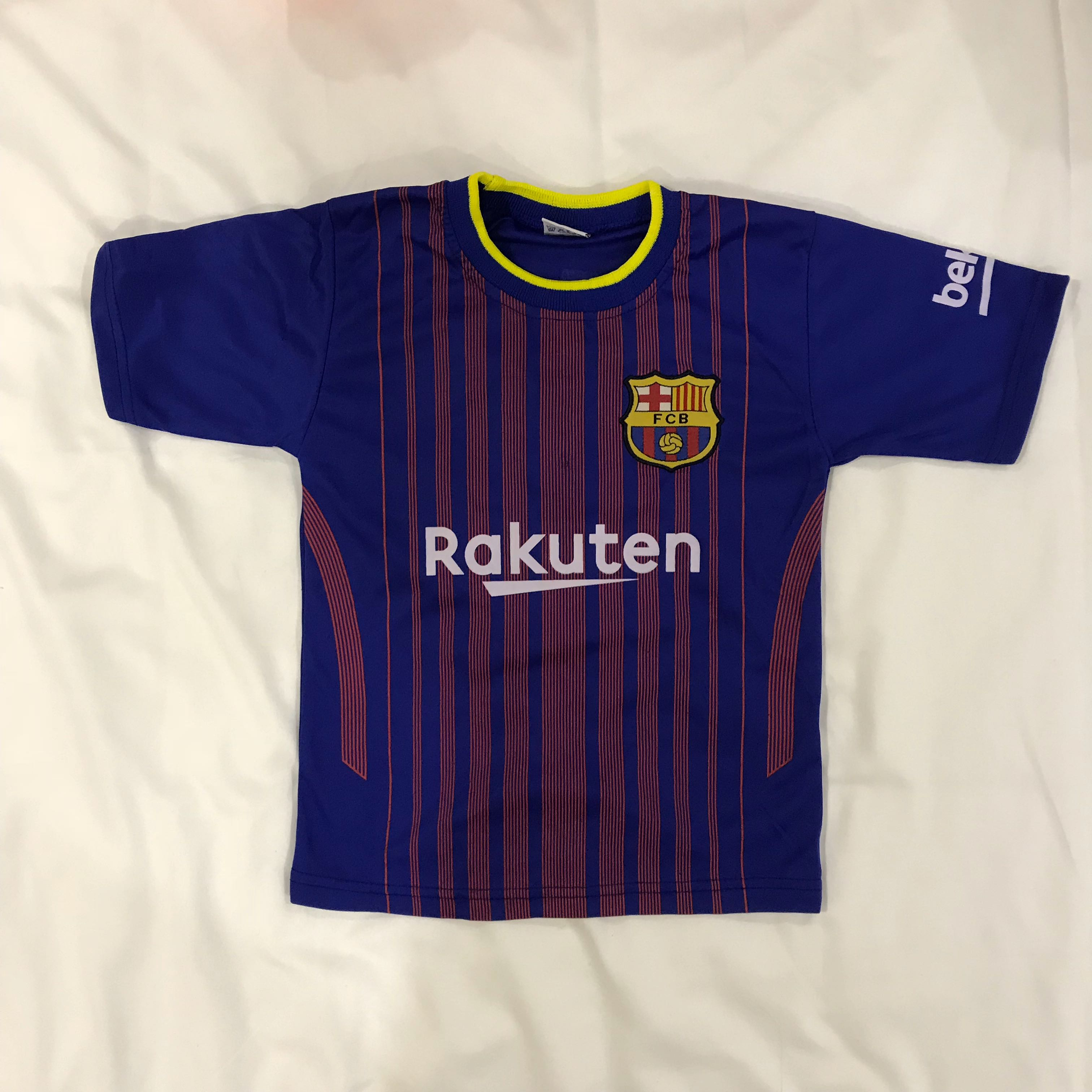 save off 43a4b 83967 Kids Barcelona Messi Jersey