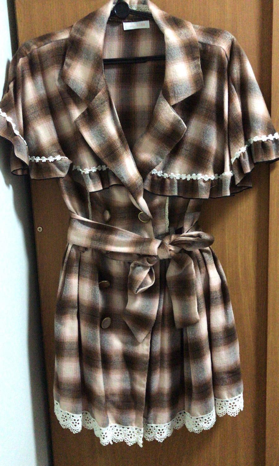 Liz Lisa Trench Dress