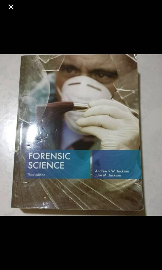 Lsm1306 forensic science textbook #springcleanandcarousell50