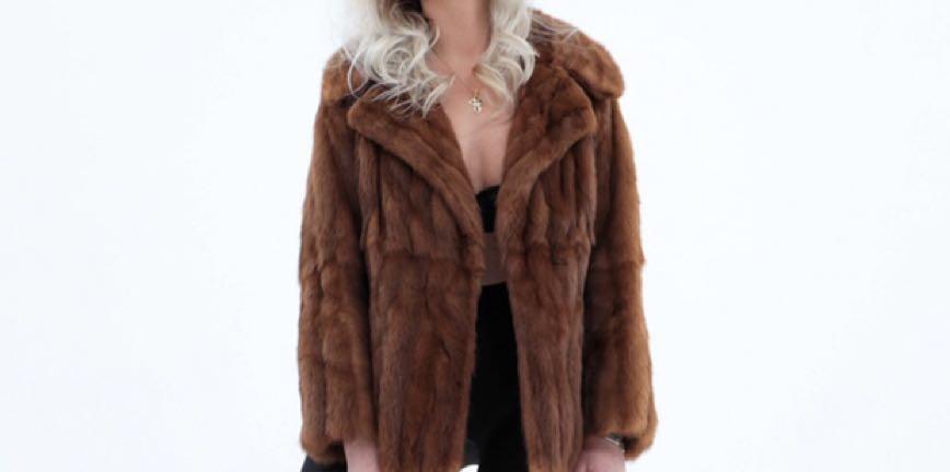 Medium fur coat