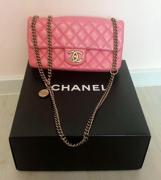 5d572d740a0951 New year sales!!! Chanel bag!!, Women's Fashion, Bags & Wallets ...