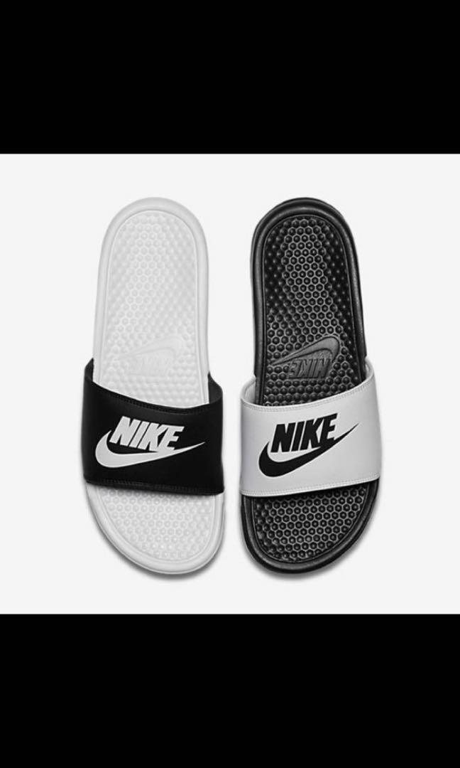 0047a3bbcbacf Nike Benassi JDI Mismatch Slides