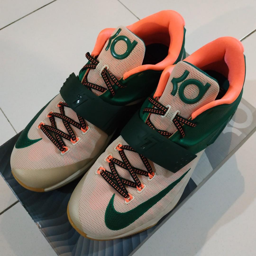 Nike KD 7 'Easy Money', Men's Fashion