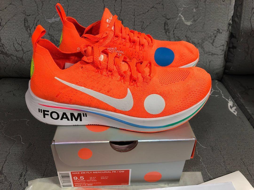2f36f77d78f071 Nike zoom fly mercurial orange FK   OW
