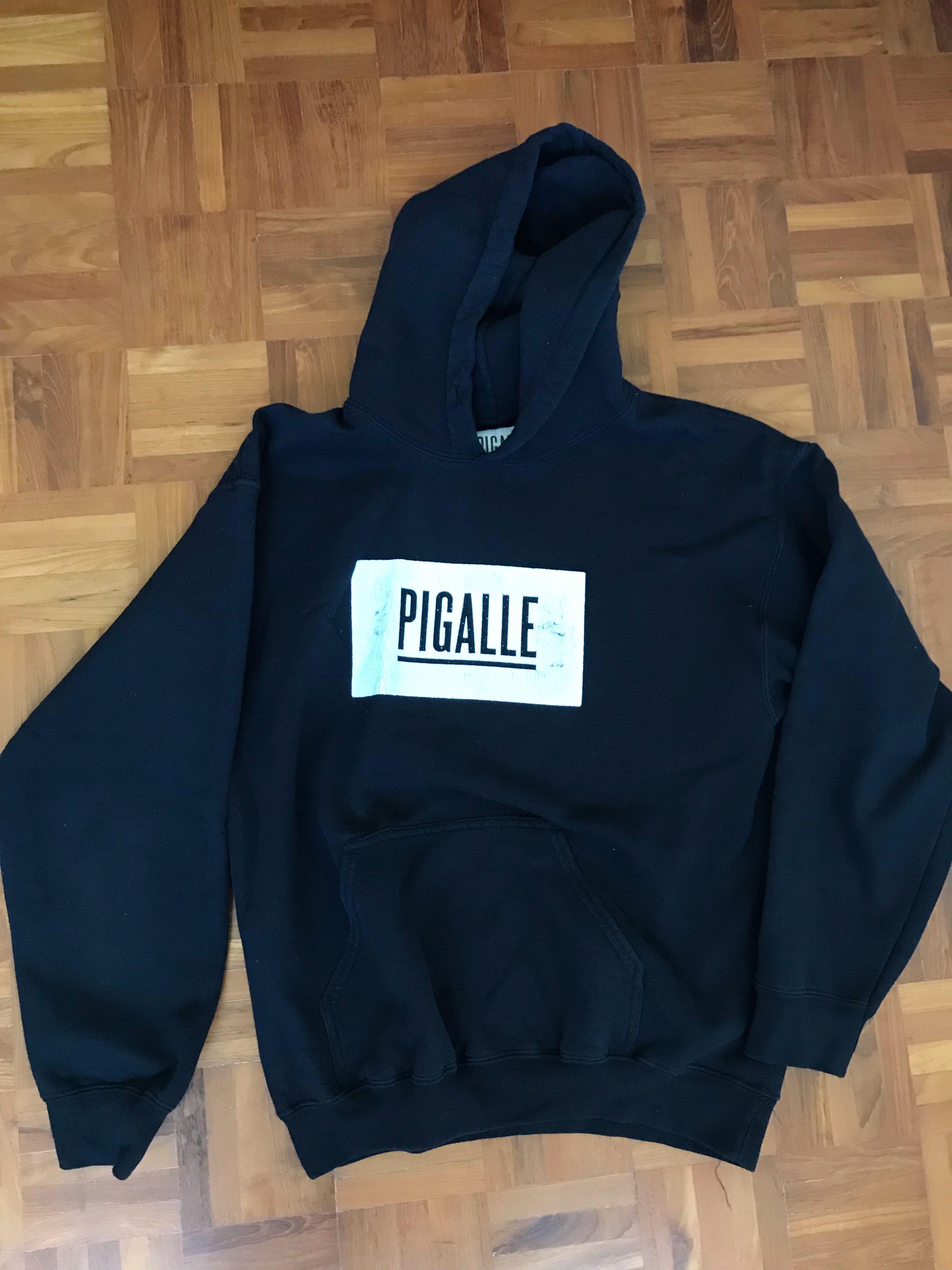 85239bba5efa Pigalle Paris Box Logo Hoodie