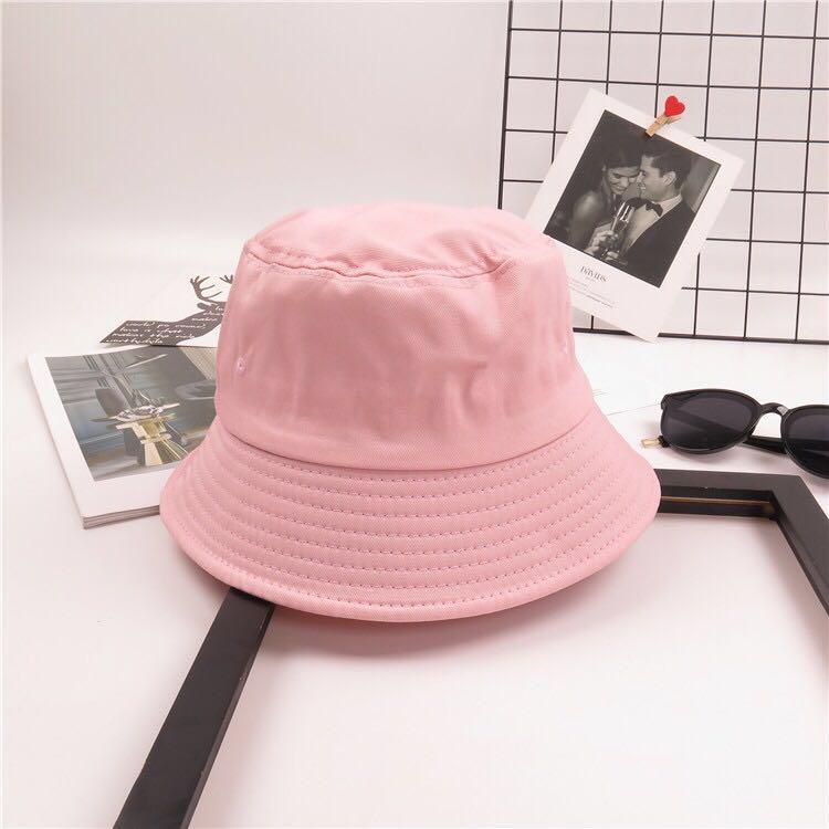 9afe3cf2eb7 Pink Bucket Hat (Free Normal Mail)