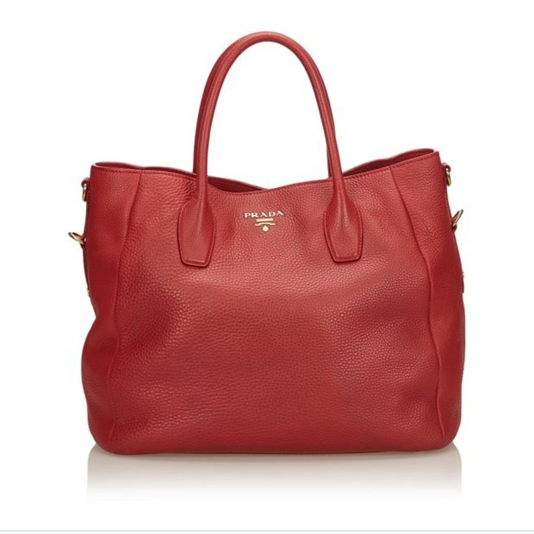 8415c26d60d0 PRADA authentic, Women's Fashion, Bags & Wallets, Handbags on Carousell