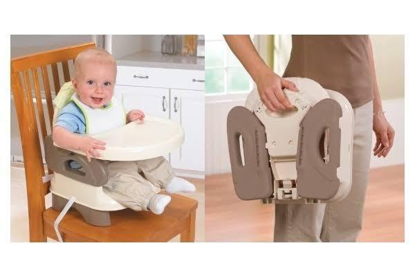#RENT #SEWA Booster seat Mastela Duluxe kursi makan bayi