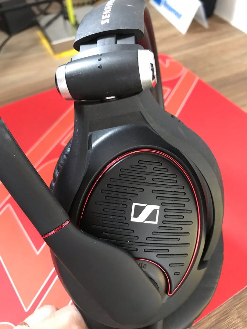 Sennheiser Game Zero Electronics Audio On Carousell