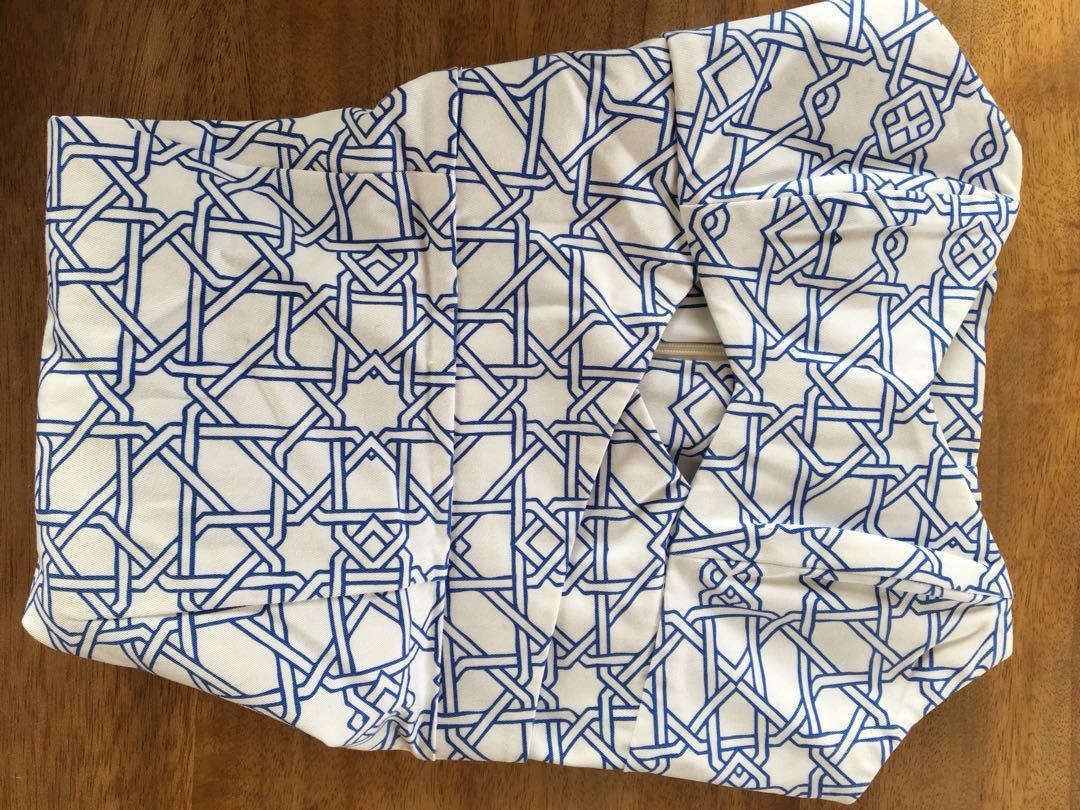 Strapless Morocco Dress - Sheike