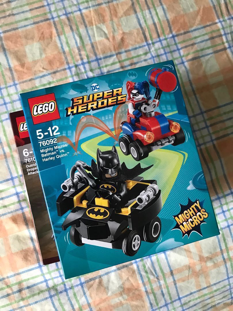 Super Hero Marvel Dc Lego Toys Games Others On Carousell