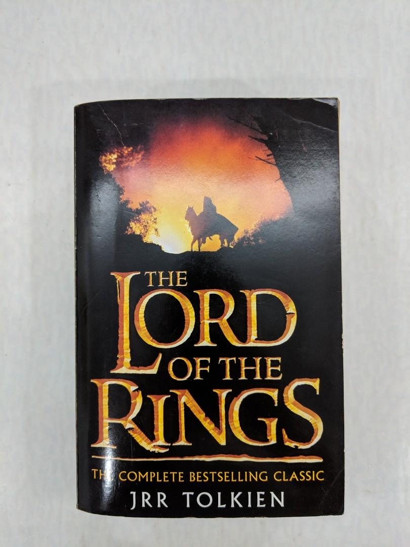 The Lord Of The Rings One Volume Edition