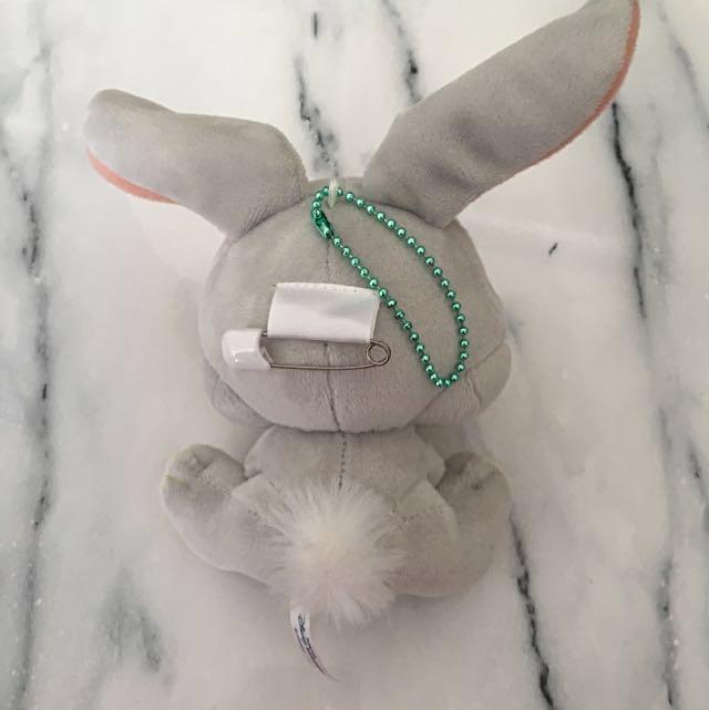 Thumper Bag Charm From Tokyo Disneyland