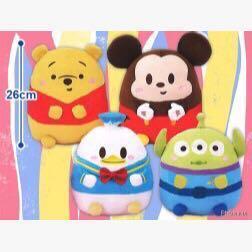 TOREBA  Disney   Disney  Pixar Characters - Special Clumpy Plushy ... 59fad275a9a