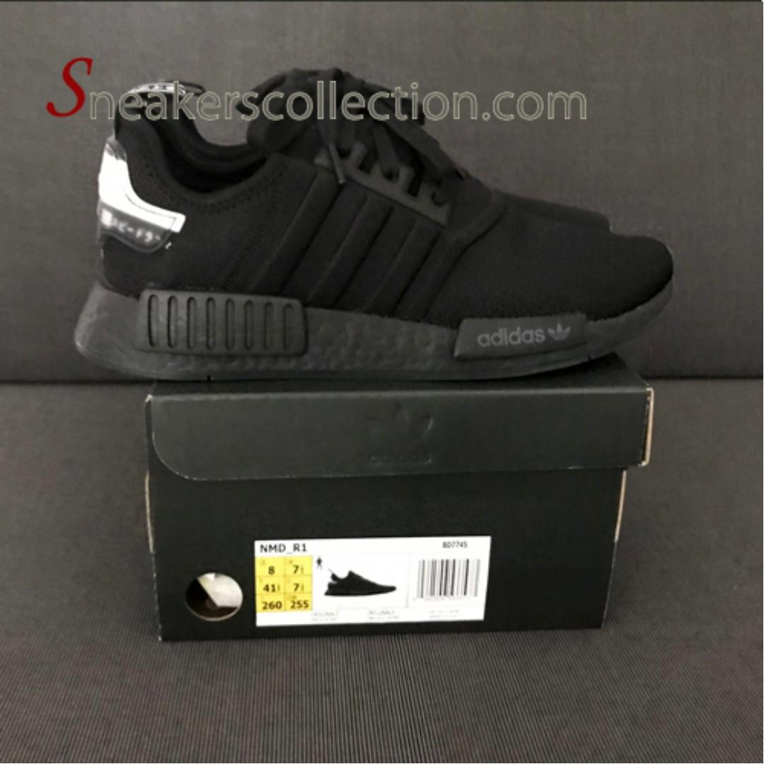 SOLD UK7.5 NMD R1 Shoes, Men's Fashion, Footwear, Sneakers
