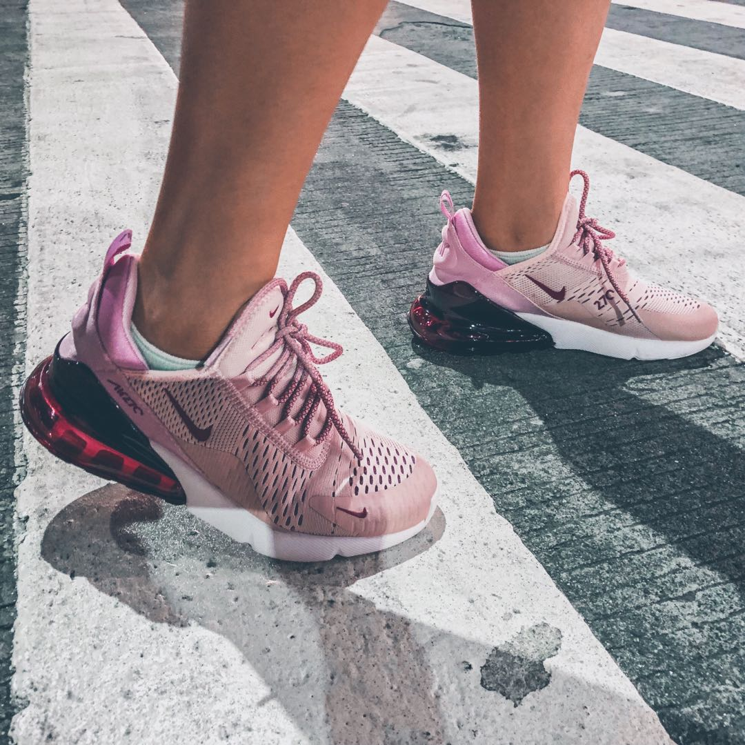 size 40 b614d 11605 W AIR MAX 270   ROPE LACED, Women s Fashion, Shoes on Carousell