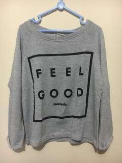 Sweatshirt Sweater Long Sleeve Grey