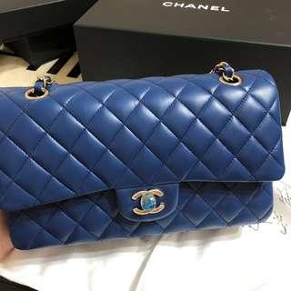 Chanel Classic Flap handbag women's bag