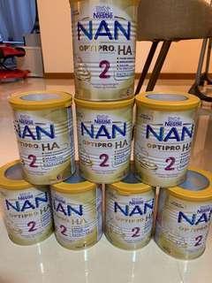 Brand new sealed Nan optipro ha 2 400g