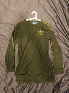 Adidas Originals Olive Sweatshirt
