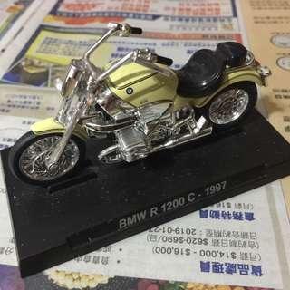 Bmw 模型車 電單車 R 1200C