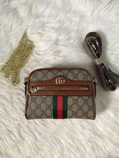AUTHENTIC 💯 Gucci 2 way Bag