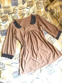 Korean Semi - Dress