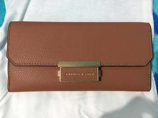 AUTHENTIC 💯 Charles & Keith Wallet