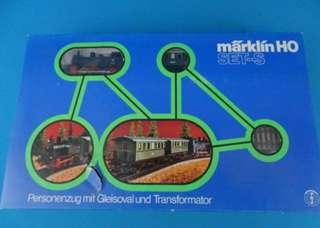 Marklin 2920 set, HO scale