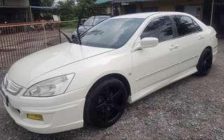 HONDA ACCORD 2.4 VTEC MUGEN BODYKIT