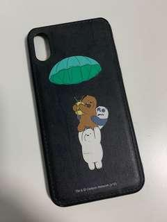 🚚 We Bare Bears iPhone Xs Case