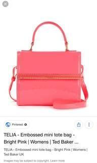 Ted Baker Telia Bag Authentic