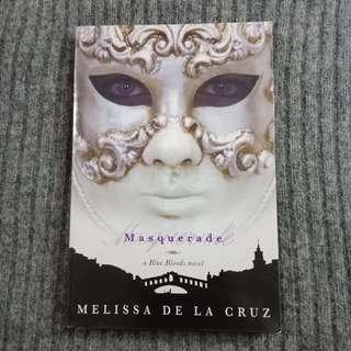 masquerade (a blue bloods novel #2)