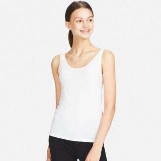 a77eae65a9df7 Uniqlo Airism white bra top (FREE SHIPPING)