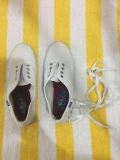 White Keds Shoes