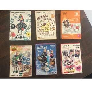 🚚 📸拍立得卡通底片📸均一價💲180🎞富士拍立得底片 卡通拍立得底片