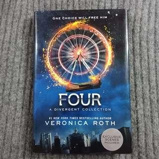 four: a divergent collection (hard-bound)