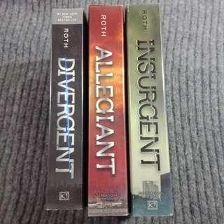 divergent set