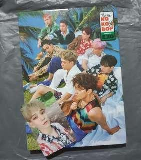 [WTS] EXO THE 4TH ALBUM THE WAR