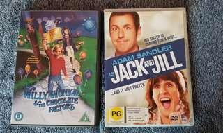 Jack and Jill, Willy Wonka