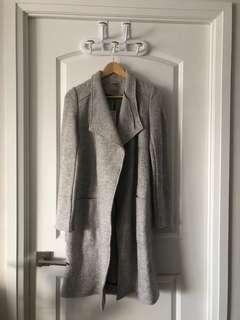 Zara Grey Jacket (price drop!)