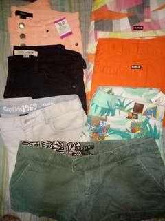 Authentic Shorts!