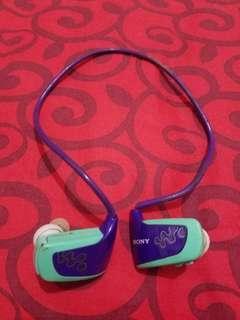 Sony walkman nwz W262 (digital music player)