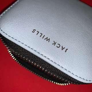 🚚 Pastel Blue Zip Around Wallet