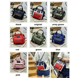 Anello Sling Bag/backpack