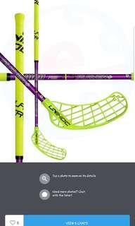 🚚 Unihoc Player Floorball Stick