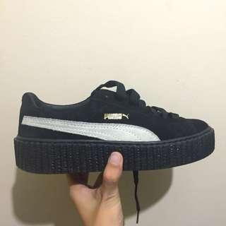 OPEN FOR SWAP!! Fenty Puma Creepers Suede