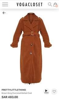 Plt Teddy coat